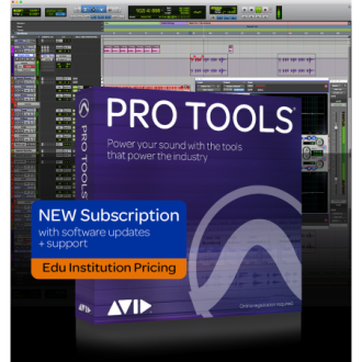 AVID PRO TOOLS 1YSN (i) program typu sequencer
