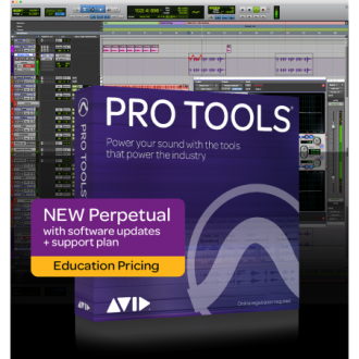 AVID PRO TOOLS PLN (e) program typu sequencer