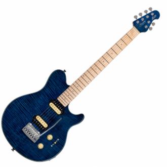 STERLING AX 3 FM (NBL) gitara elektryczna
