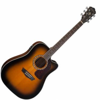 WASHBURN HD 10 SCE (TB) gitara elektroakustyczna