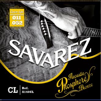 SAVAREZ SA A140 CL komplet strun do gitary akustycznej
