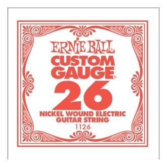 ERNIE BALL EB 1126 struna pojedyncza do gitary elektrycznej